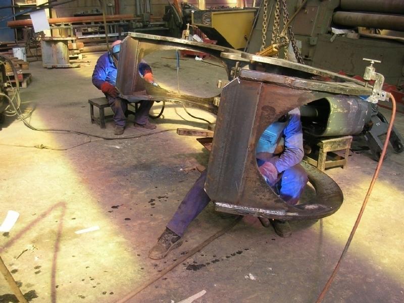 Reparatie grijpers