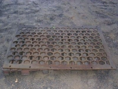 Réparations concasseurs