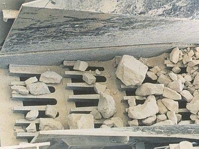 Reparatie breek installatie