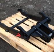 Adaptorplaten grijpers / grondboren